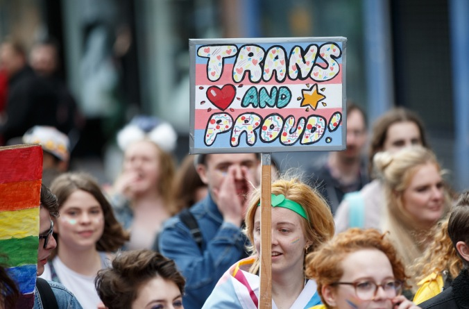 Nicola Sturgeon Opens Glasgow Pride